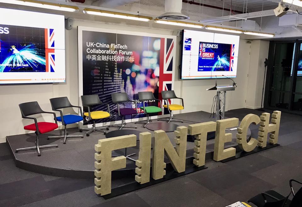 DTI UK-China FinTech Collaboration Forum