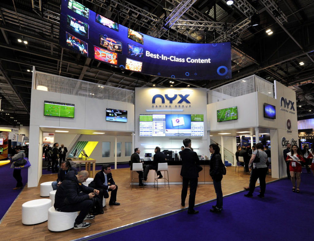 NYX OpenBet at ICE Totally Gaming 2017