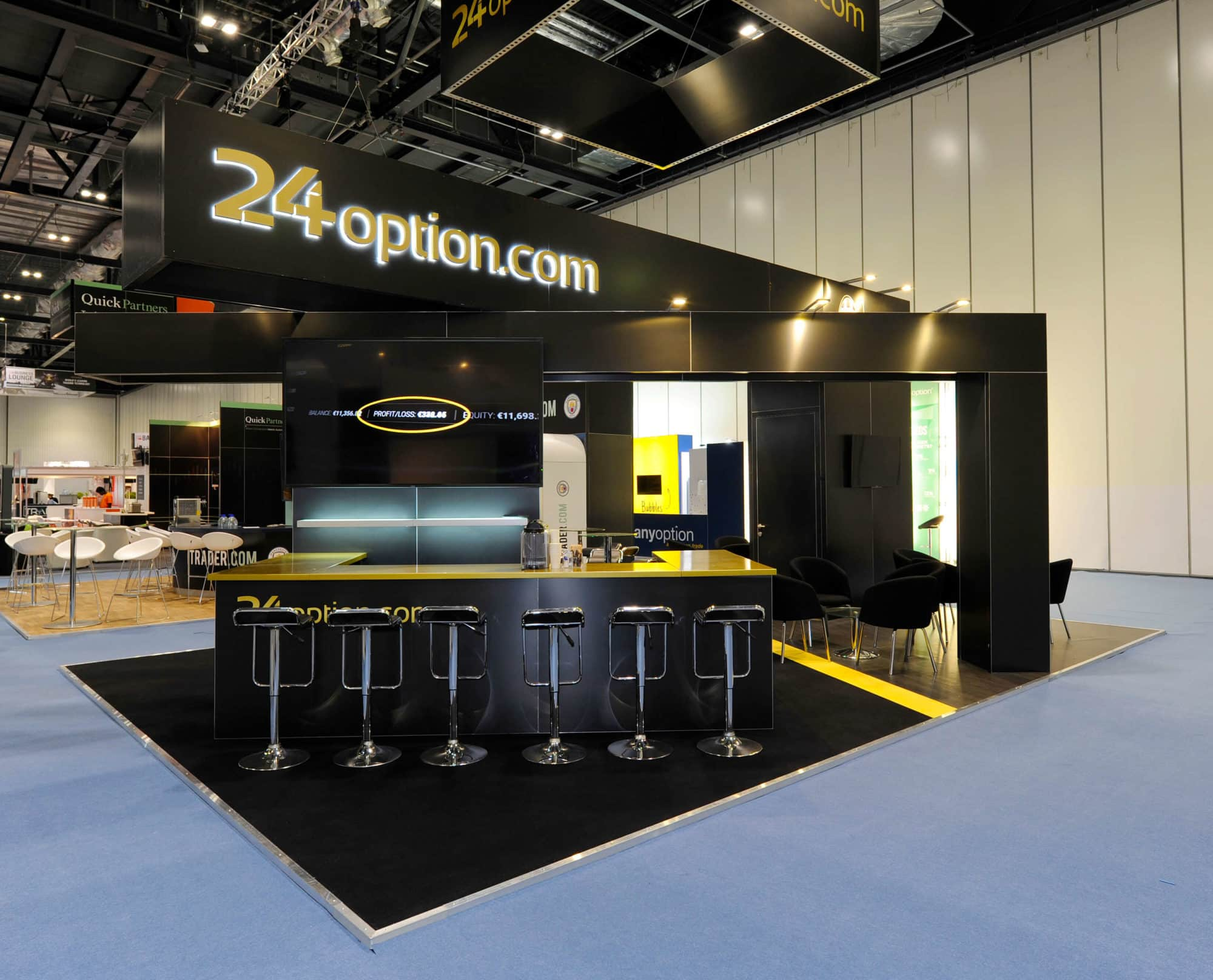 Exhibition Stand Options : Bespoke exhibition stands custom designed symbiosis