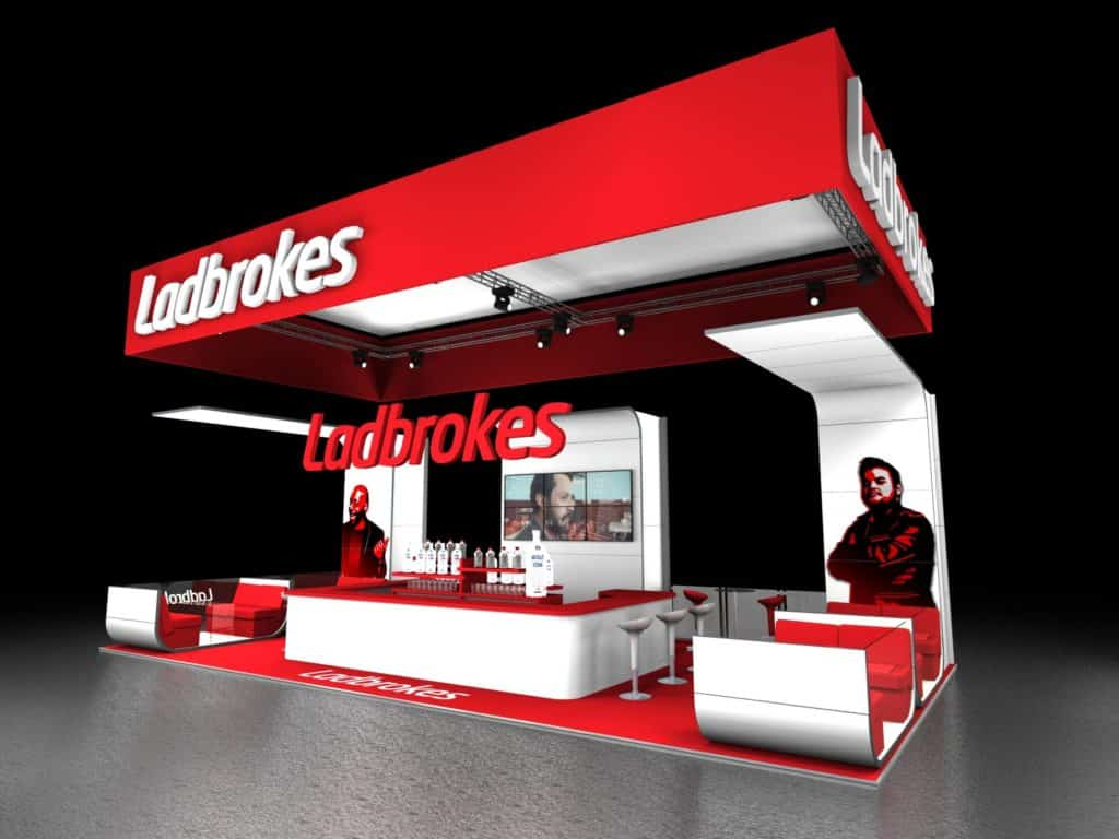 Exhibition Stand Design Brief : Exhibition stand design designers with symbiosis