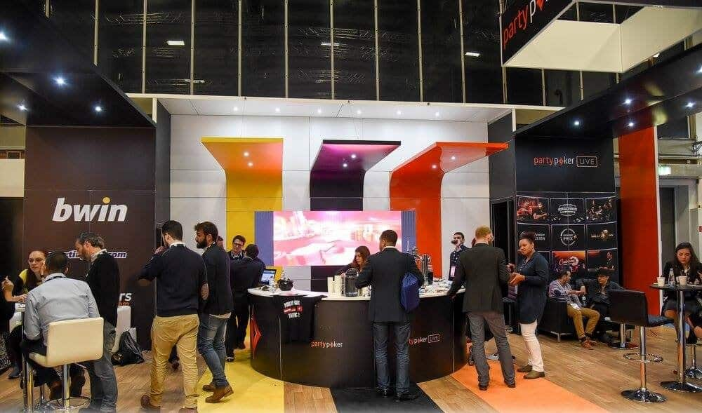 Exhibition Stand Design Brief : Exhibition stands at berlin affiliate conference