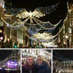 Christmas Sparkle on Regent Street