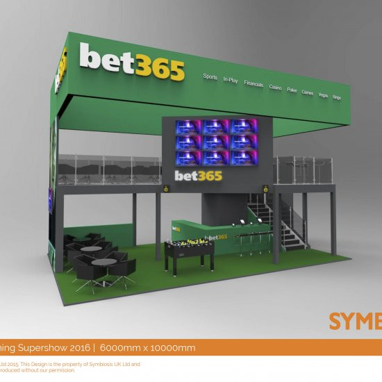 Bet365 multi-storey, iGaming Supershow 2016 Amsterdam