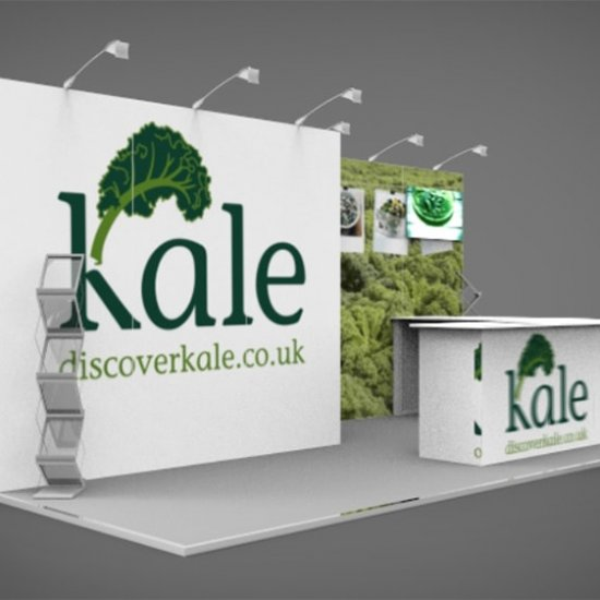 Discover Kale, BBC Good Food Winter Show 2016
